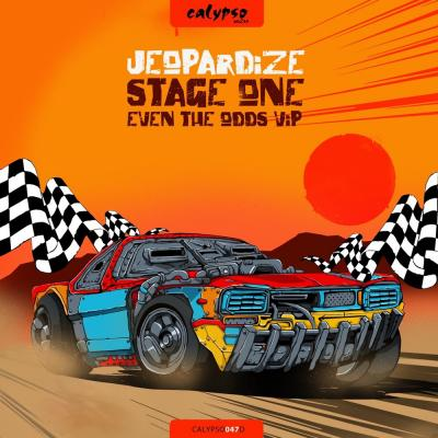 Jeopardize - Stage One / Even the Odds (VIP)