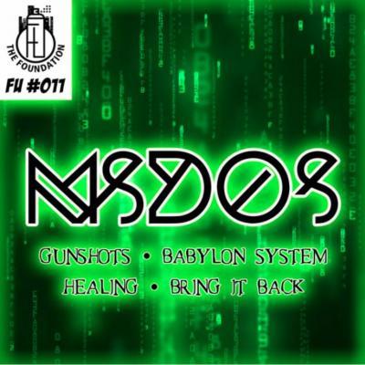 MSDOS - Babylon System EP