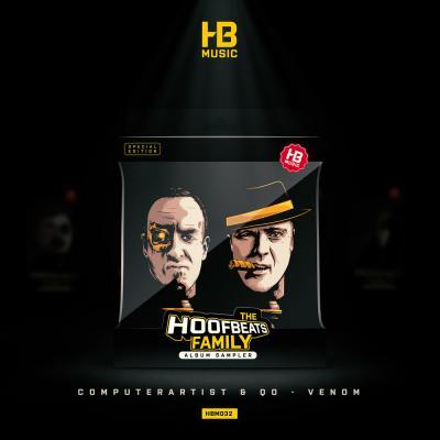 The Hoofbeats Family Album Sampler: QO & Computerartist - Venom