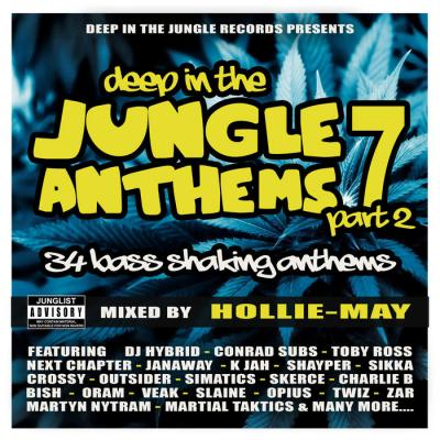 Deep In The Jungle Anthems 7 LP (Part 2)