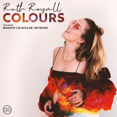 Ruth Royal - Colours EP