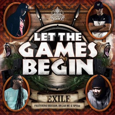 Exile - 'Let The Games Begin EP'