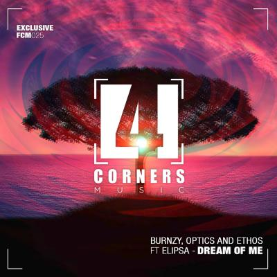 Burnzy, Optics & Ethos feat. Elipsa - Dream of me