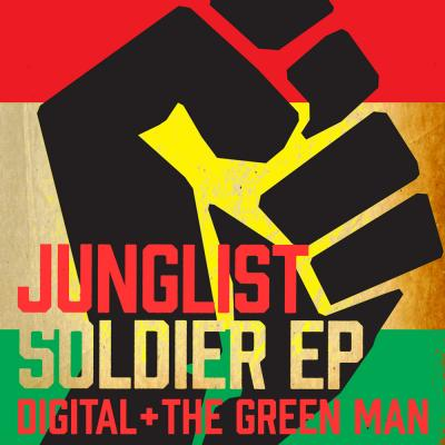 Digital & The Green Man - Junglist Soldier EP