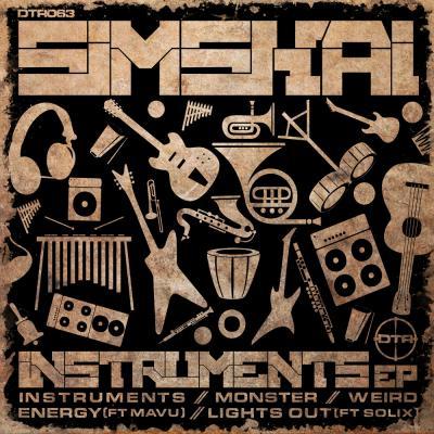 Simskai: Instruments EP