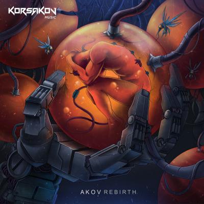 AKOV - Rebirth EP