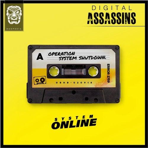 System Online - ShutDown