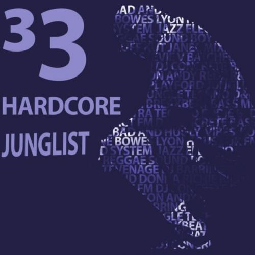Good 2Bad And Hugly - 33 Hardcore Junglist LP
