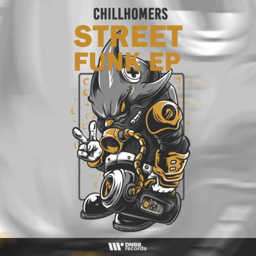 Chillhomers - Street Funk EP