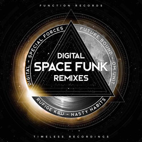 Digital: Spacefunk Remixes [Function Records]