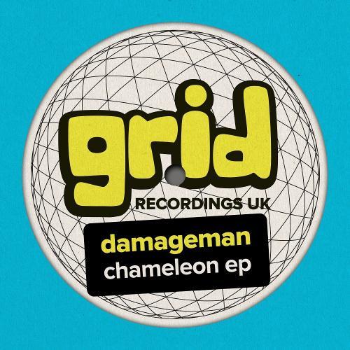 Damageman - Chameleon EP