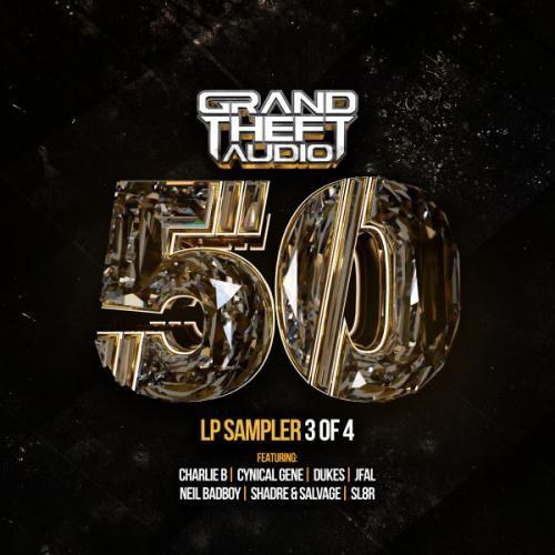 Grand Theft Audio 50 - LP Sampler Part 3