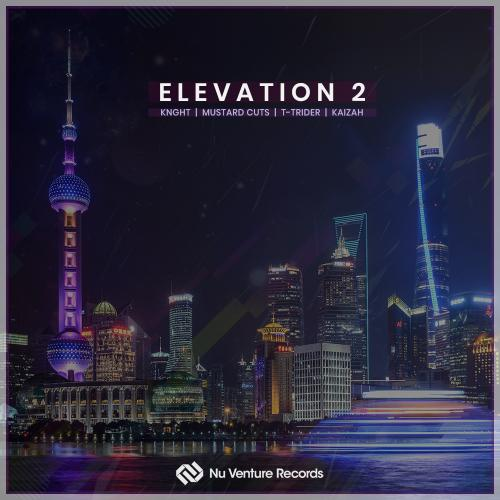 Various Artists - Elevation 2 EP - Nu Venture Records