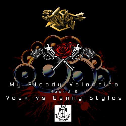 Veak vs Danny Styles - My Bloody Valentine (Round 2)