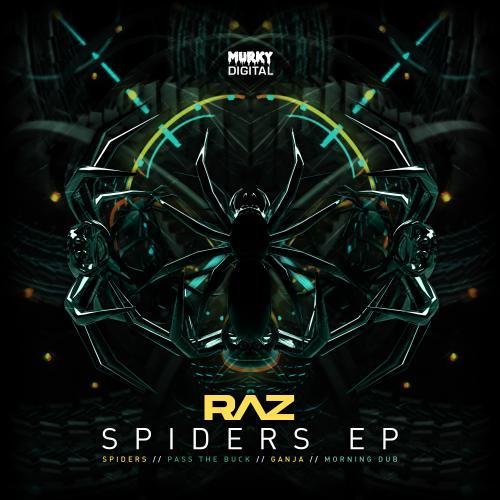 Raz - Spiders EP